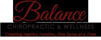 Balance Chiropractic & Wellness logo - Home