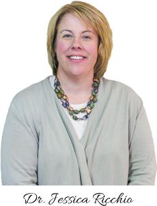 Sheridan Chiropractor, Dr. Jessica Ricchio