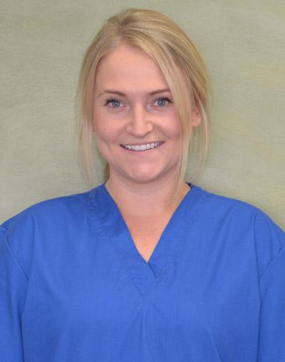 Kristy Lethborg Senior Dental Assistant