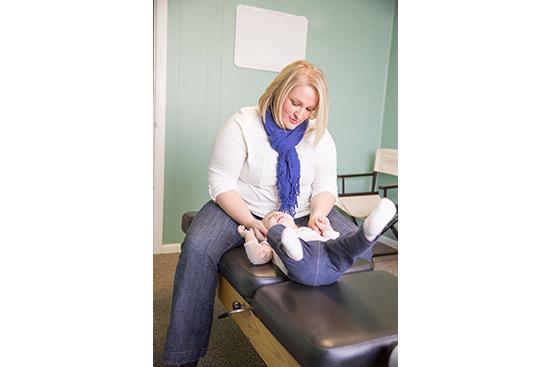 prenatal chiropractor west bend