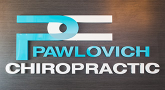 Pawlovich Chiropractic sign