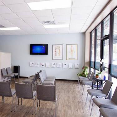 Cooper Chiropractic office