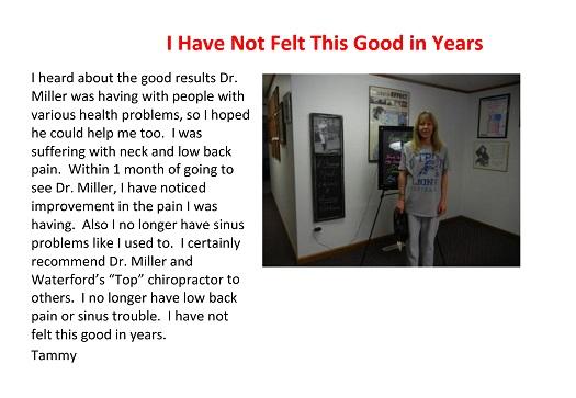 Tammy Earles Testimonial