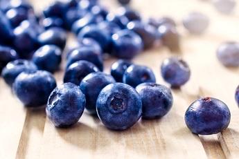 Blueberries:  Top Health Fruit
