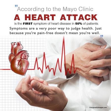 Heart attack information