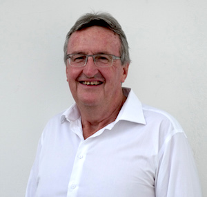 Dr Ernest Lawrence (Chiropractor) of Lawrence Chiropractic Clinic