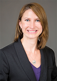 Dr. Stacy WIlls  of Wills Chiropractic in Rochelle