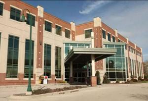 Nowak Chiropractic Office in Greenfield