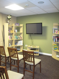 Inspire Life Chiropractic - Our inviting workshop space