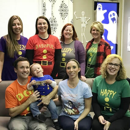 Cooper Family and Pediatric Chiropractic team