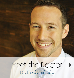 Meet Dr. Brady Salcido