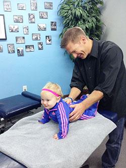 Jesup Chiropractor Dr. Dustin Behn