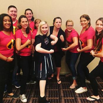 The Fitchett chiropractic team