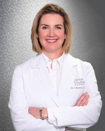 Little Rock Dentists, Dr. Leslie Monroe