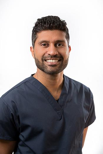 Dr Meheransh Chopra Dentist