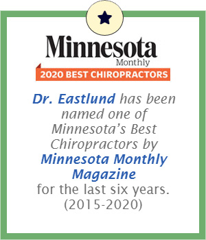 MN Best Chiropractor award