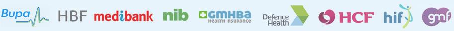 Major Insurance Providers