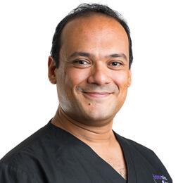 Dr Garrie Rao