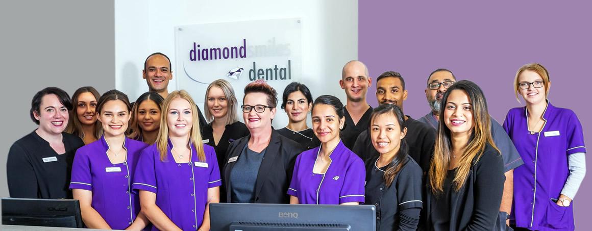 Diamond Smiles Caring Team