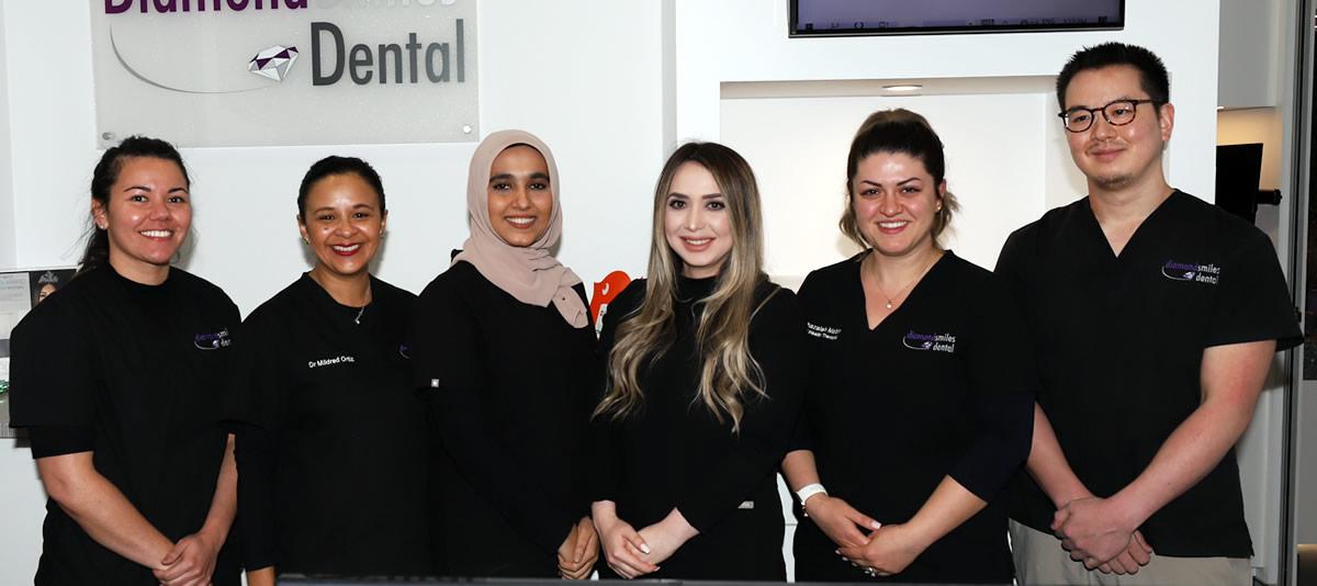 Diamond Smiles Dental Practitioners