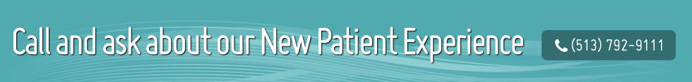 Call and ask about our New Patient Experience