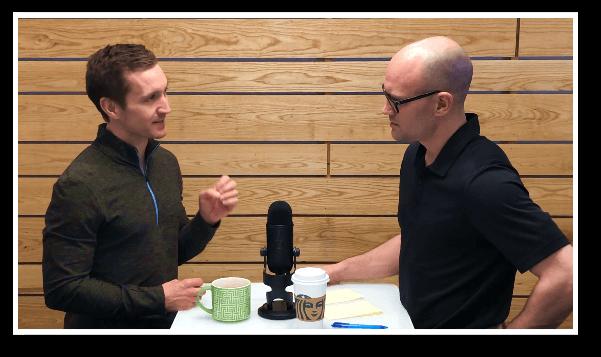 podcast video start screen