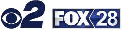 Fox CBS logos