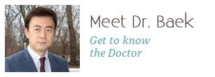 Meet Dr. Baek