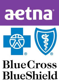 Preferred providers for Aetna and Blue Cross / Blue Shield