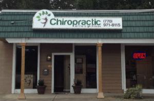 Marietta Chiropractor office