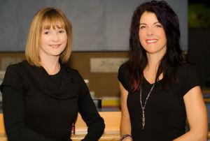 Melissa and Lori of Janesville Chiropractor Van Roo Family Chiropractic