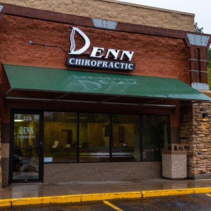 Denn Chiropractic exterior