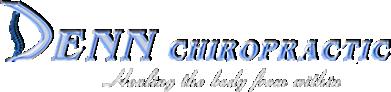 Denn Chiropractic logo - Home