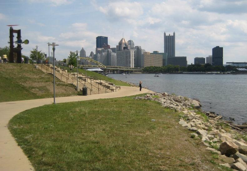 Riverfront Walking Trail