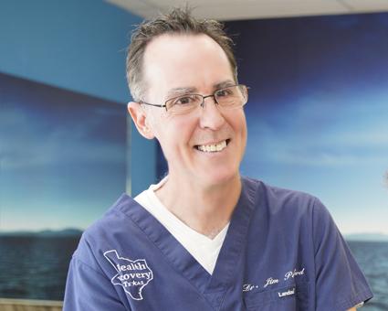 Chiropractor Round Rock, Dr. Jim Pollard