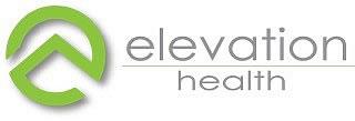 Elevation Health logo - Home