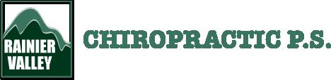 Rainier Valley Chiropractic logo - Home
