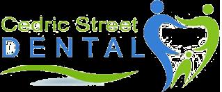 Cedric Street Dental Centre logo - Home