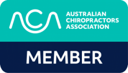 Australian Chiropractors Association Member Logo
