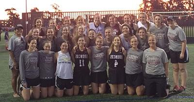Santa Clara University Lacrosse Team