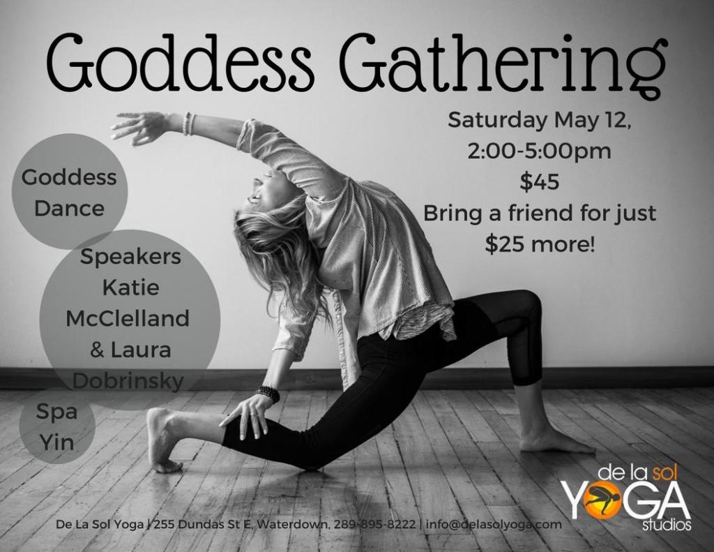 2018 Godess Gathering