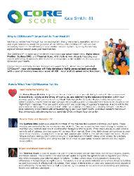 {PJ} Chiropractor Final Report