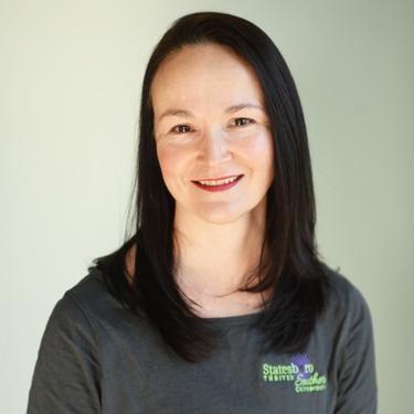 Massage therapist Statesboro, Laura