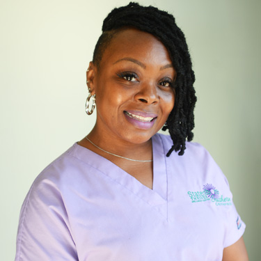 Southern Chiropractic Front Desk, Ursula Williams