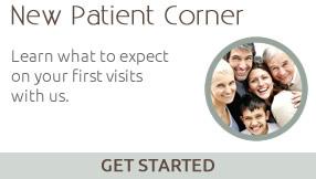New Patient Corner
