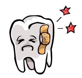 Toothache Child