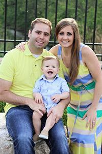 Dr. Brandon Cramer and Family