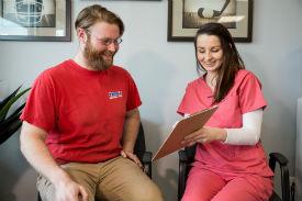 Chiropractor Salisbury New Patient Center