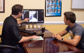 Discussing x-ray results