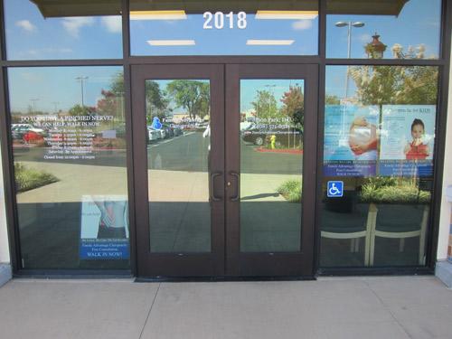 doors front